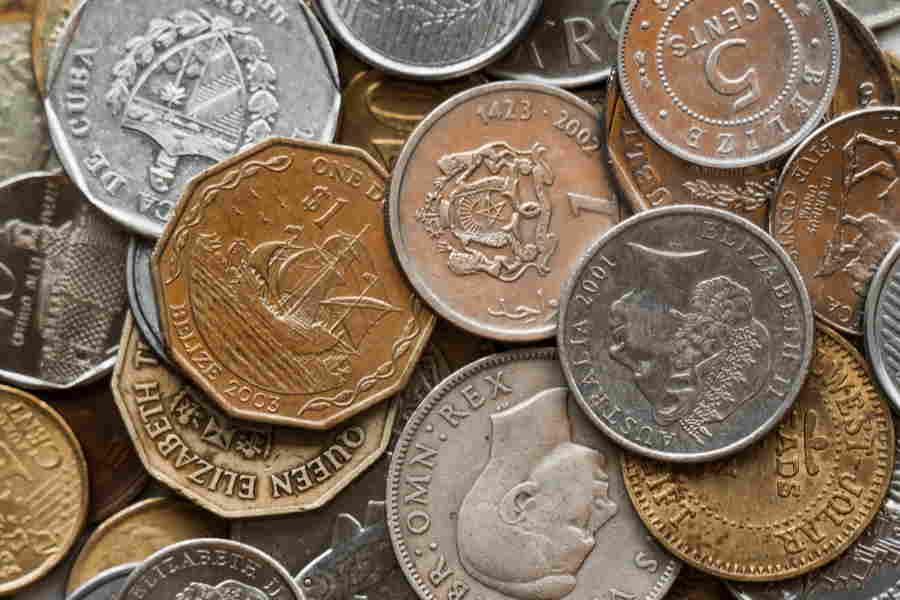 como-limpar-moedas-com-bicarbonato