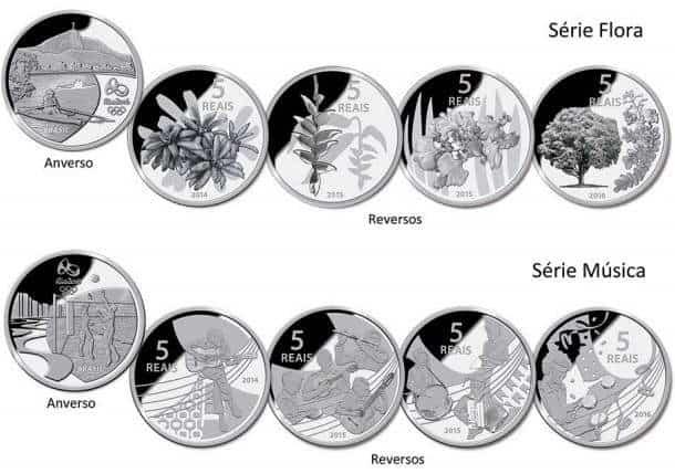 moeda 1 real olimpiadas 2016